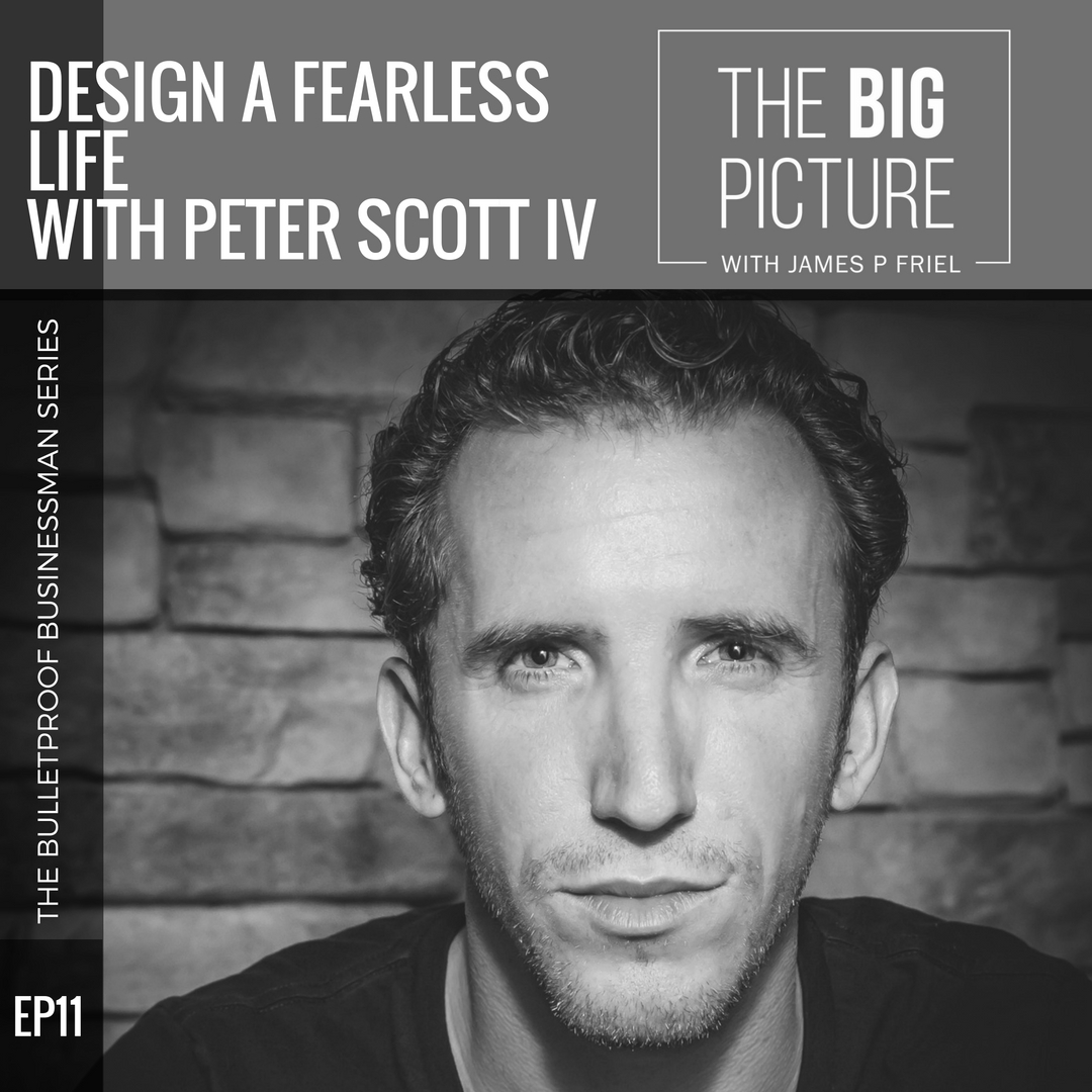 EP11: Design A Fearless Life
